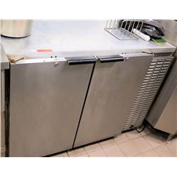 Continental Undercounter Refrigerator Model BBUC50-SS-PT