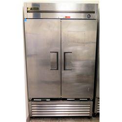"""True 2-Door Freezer Model T-43F (47"""" x 29.5""""D x 79""""H)"""