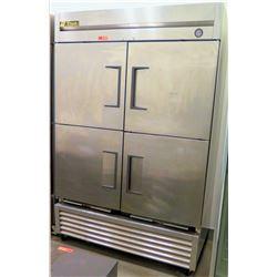 True 4 Section Refrigerator Model T-49-4 Retail $4,284