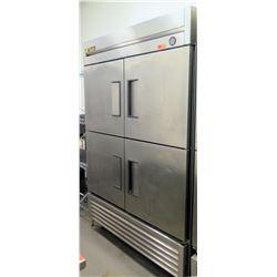 True 4-Section Freezer Model T-49F-4 Retail $4284