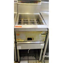 Maruzen Stainless Steel Commercial Deep Fryer Model MGF-C18J