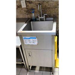 """Hand-Washing Sink 22""""x 26.5"""" x 36""""H"""