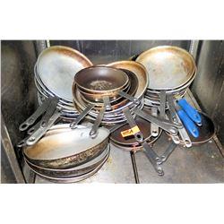 Multiple Misc. Frying Pans