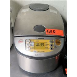 Zojirushi Induction Heating Rice Cooker Model MP-HCC18