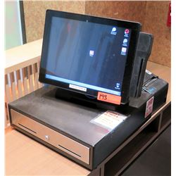 Breeze Performance POS System w/ SNBC Receipt Printer (Server Not Included)