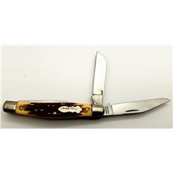 SCHRADE + USA 834UH UNCLE HENRY STAGLON KNIFE