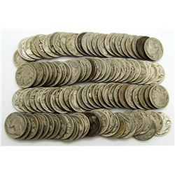 100 BUFFALO NICKELS TEENS AND TWENTIES