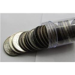 MORGAN DOLLAR ROLL (20 COINS)