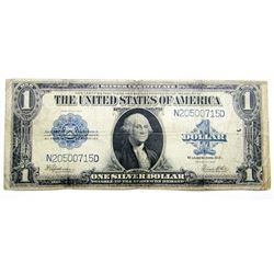 1923 $1 LARGE SILVER CERTIFICATE