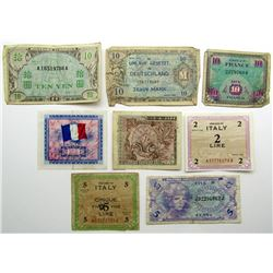 8-MILITARY PAYMENT CURRENCY