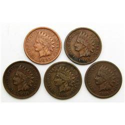 1865, 1868, 1897, 1905, 1906