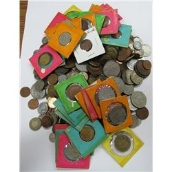 5LB Foreign Coins