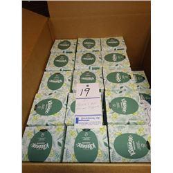 BOXES OF FACIAL TISSUE