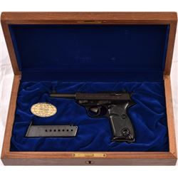 Walther P-38 9MM 100th Anniversary Commemorative