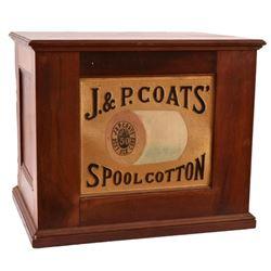 J&P Coats Spool Cabinet