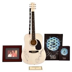 The Who Townshend & Daltrey Autographed Guitar