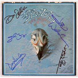 Eagles Greatest Hits Autographed Album