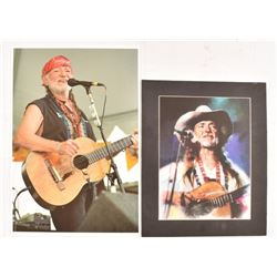 Willie Nelson Photo & Print