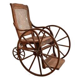 Civil War-Era Wheelchair
