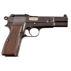 Nazi German WWII FN Browning High-Power 9MM