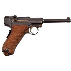 DWM 1906 American Eagle .30 Luger