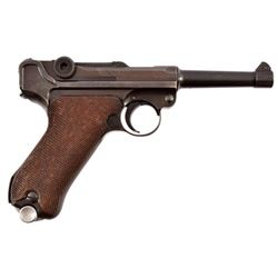 WWII German Luger Mauser P08 9MM
