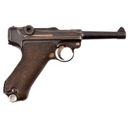 WWII German Mauser P08 9MM Luger