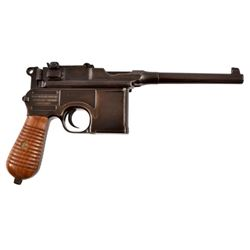 Mauser C96 Chinese Commercial Model 9MM