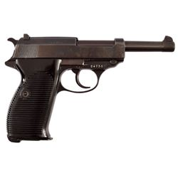 German WWII Walther P38 9MM Pistol