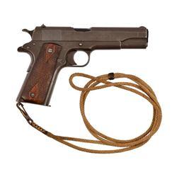 WWII Colt 1911 U.S. Army .45 Pistol