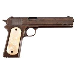 Colt Model 1902 .38 Auto Psitol