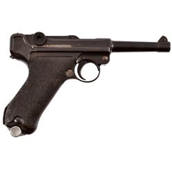 WWII German K Date P.08 Luger 9MM
