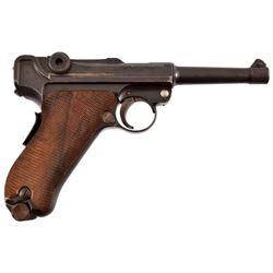 Rare DWM 1906 Portuguese Navy Luger