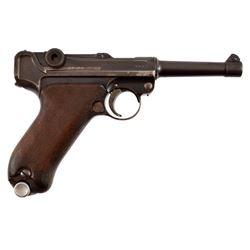 1913 DWM Luger 9MM Pistol