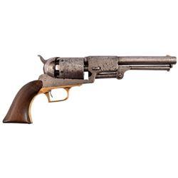 Rare Colt Whitneyville-Hartford Walker Dragoon