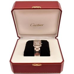 Cartier Stainless Steel Ladies Watch