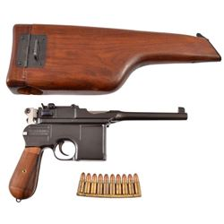 C96 Broom Handle Mauser