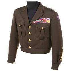 George C. Scott 'Gen. George S. Patton Jr.' military jacket from Patton.