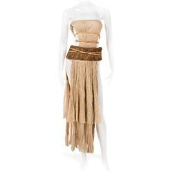 Jessica Lange 'Dwan' dress from King Kong.