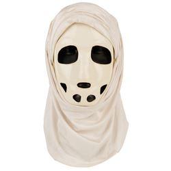 Carol Lee 'Carousel' ritual mask from Logan's Run.