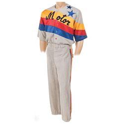 Richard Pryor 'Charlie Snow' baseball uniform from The Bingo Long Traveling All-Stars & Motor Kings.