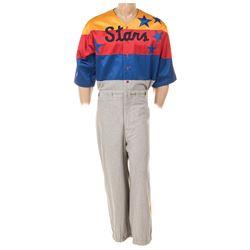 James Earl Jones 'Leon Carter' baseball uniform - The Bingo Long Traveling All-Stars & Motor Kings.