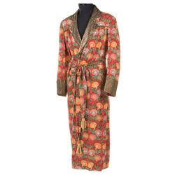 Steve Martin 'Navin' robe ensemble from The Jerk.