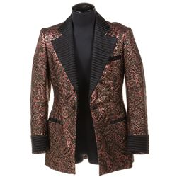 Steve Martin 'Navin' smoking jacket from The Jerk.