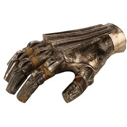 'Anthony Daniels' C-3PO arm and hand from Star Wars: Episode V - The Empire Strikes Back.