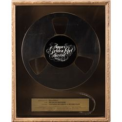 'The Blues Brothers' Ampex Golden Reel Award from The Blues Brothers.