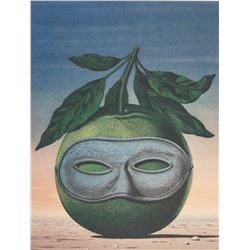 Rene Magritte Belgian Signed Lithograph 150/200