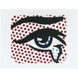 Roy Lichtenstein American Pop Signed Litho 22/200