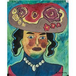 Alexej von Jawlensky German Expressionist Mixed