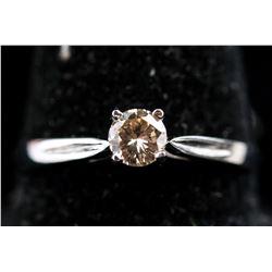 10kt Diamond (0.22ct) Ring